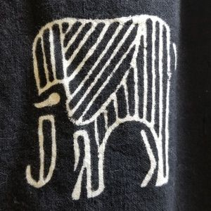 Sam Hilu Jackets & Coats - BOGO Samhilu Cotton Wood Block Print Blazers Lrg